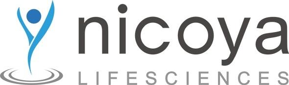 Nicoya Lifesciences logo.