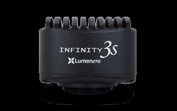 INFINITY3S-1UR High-Speed Microscope Camera from Lumenera