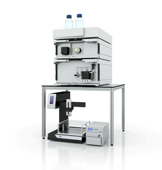 AZURA Pilot Bio LC 100 LPG System from Knauer