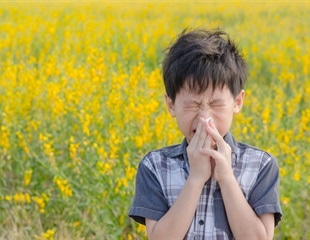 Hay fever and asthma occur earlier in life and affect more people