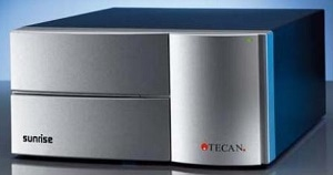 Sunrise Microplate Reader from Tecan