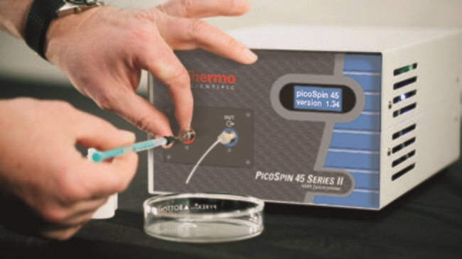 picoSpin™ 45 Series II NMR Spectrometer