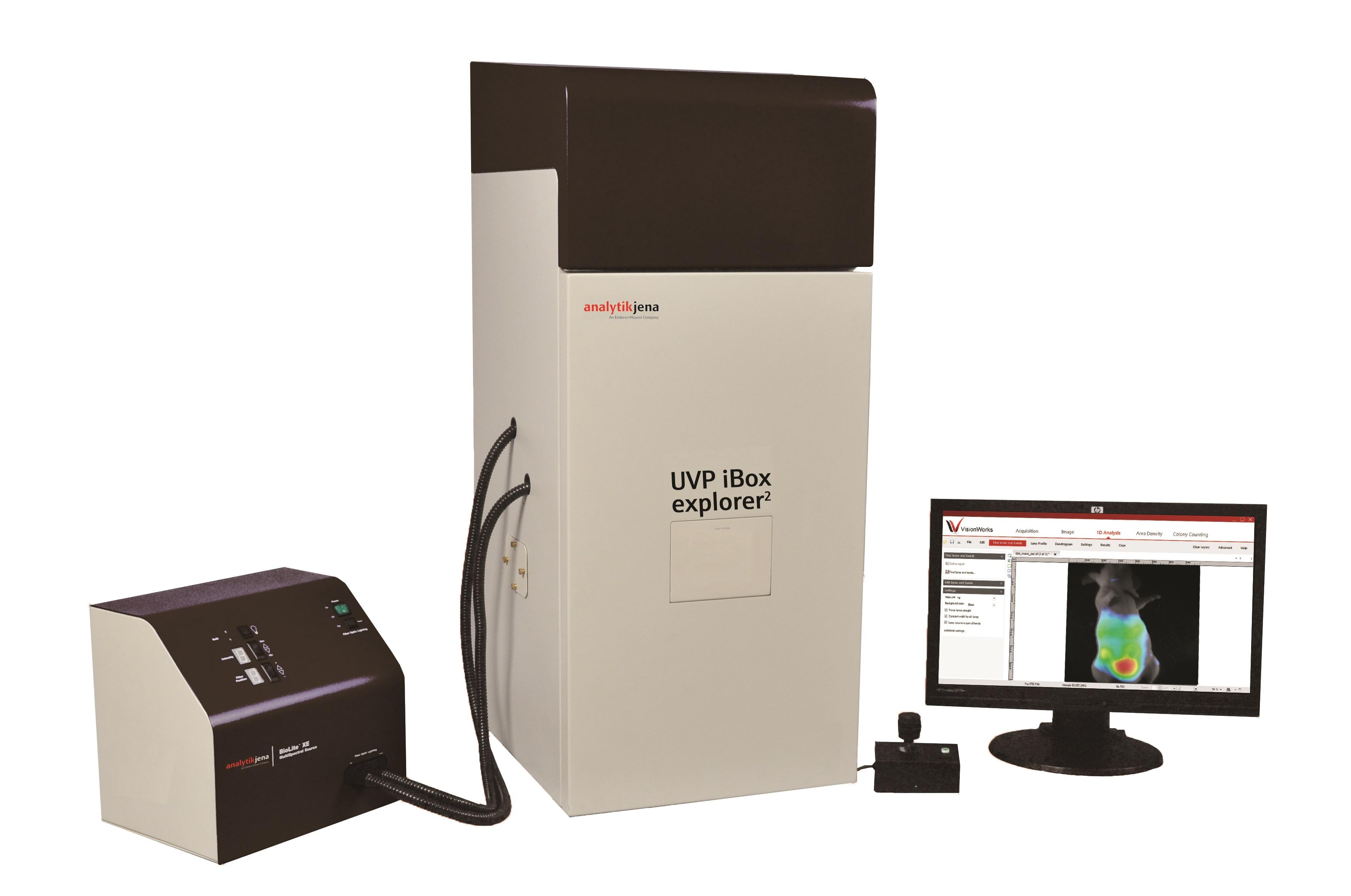 iBox® Explorer™² Imaging Microscope from Analytik-Jena