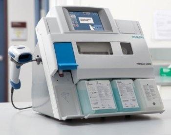 RAPIDLab® 348 EX Blood Gas System