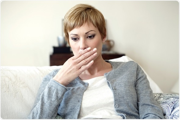 Woman Burping - Image Credit: Image Point Fr / Shutterstock