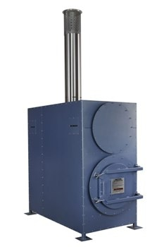 Inciner8's I8M-60 Medical Incinerator for Medical Waste