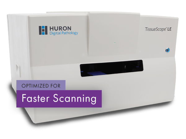 TissueScope™ LE Slide Scanner from Huron Digital Pathology