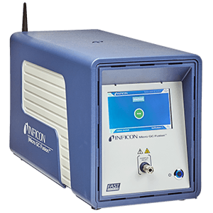 Micro GC Fusion Gas Analyzer from Inficon