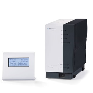490-PRO Micro GC System from Agilent Technologies