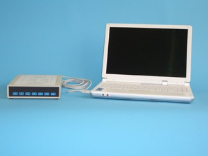 Temperature Data Acquisition - THERMES USB from Physitemp