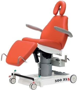 500 XLS IVOM Treatment Chair from UFSK International