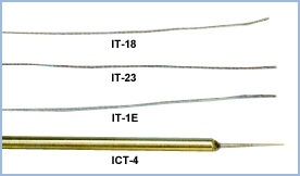 Flexible Implantable Probes from Physitemp