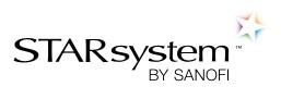 STARsystem (Sanofi Canada) logo.