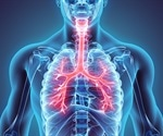 Pharmacological stimulation of nicotinic receptor could be strategy to treat lung inflammation