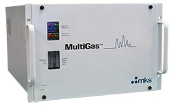 MultiGas 2030 CEM Certified FTIR-based Continuous Emissions Monitoring Gas Analyzer from MKS Instruments