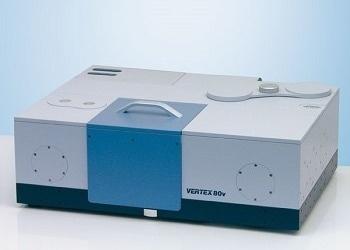 VERTEX 80/80v FTIR Spectrometer from Bruker