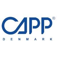 Capp ApS logo.