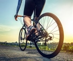 Interactive VR during high-intensity cycling reduces muscle pain