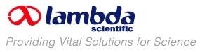 Lambda Scientific Pty Ltd logo.