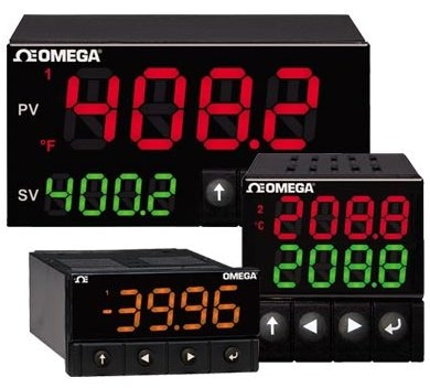 OMEGA Engineering's Microprocessor-based PID Controllers