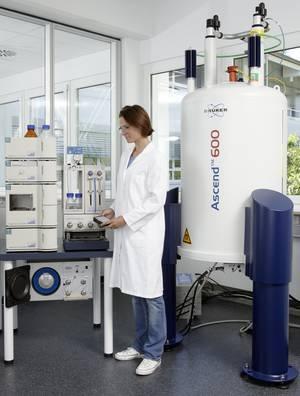Bruker's LC-NMR Chromatography System