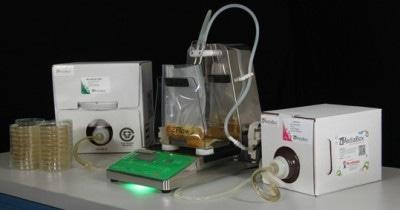 MediaBox from Microbiology International