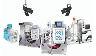 Mobius FlexReady Solutions for Chromatography and TFF