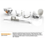 Renishaw to exhibit new implant design software at the International 3D Printing in Medicine Conference