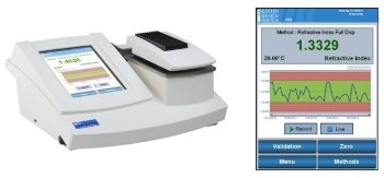 Rudolph Research's J257 Wide Range Refractometer