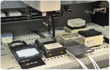 Freedom EVO® 200 worktable overview.