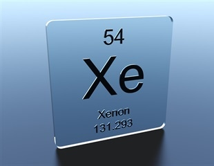 Xenon positively affects the properties of coatings deposited on titanium implants