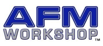 AFM Workshop logo.