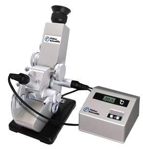 Fisher Scientific Abbe Bench-Top Refractometer for Effective Measurement of Refractive Indices