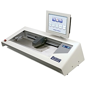 FPT-H1 Horizontal Dedicated Friction, Peel and Tear Tester from Mecmesin