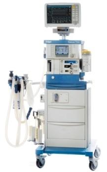 Dräger's Fabius Tiro Anaesthesia Machine