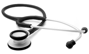 Adscope 609 Ultra-lite Clinician Stethoscope from ADC
