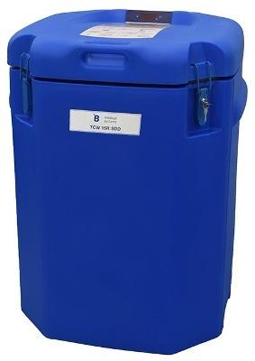 TCW 15 SDD Solar Vaccine Refrigerator from B Medical Systems