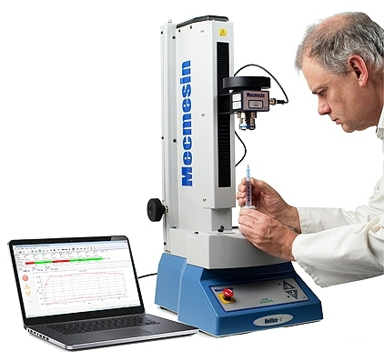 Helixa Precision Torque Test Systems from Mecmesin