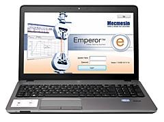 Mecmesin's Emperor (Force) Software Based Testing System
