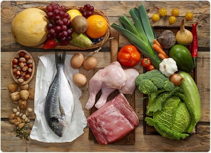 Various Paleo diet foods. Image Credit: MaraZe / Shutterstock