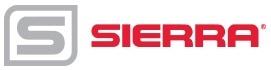 Sierra Instruments, Inc. logo.