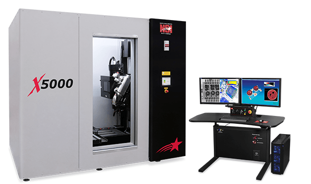 X5000 Series X-View Digital X-ray System from North Star Imaging