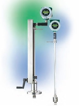 Pro V M23 Insertion Vortex Flow Meter from iCenta
