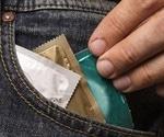 Survey shows increase in U.S. men's condom use