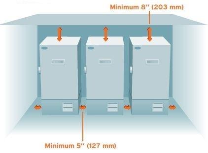 Placing ULT Freezers