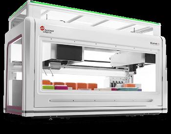 Beckman Coulter's Biomek i7 Automated Liquid Handling Workstation