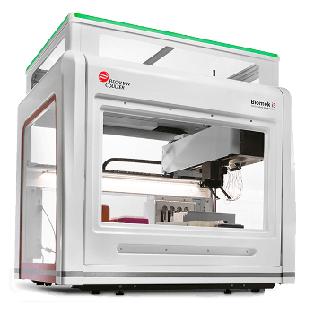 Biomek i5 Automated Liquid Handling Workstation from Beckman Coulter