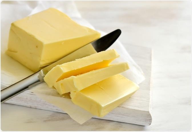 Butter. Image Credit: Fortyforks / Shutterstock