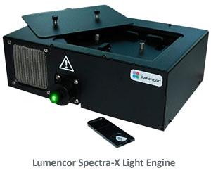 Lumencor Spectra w text