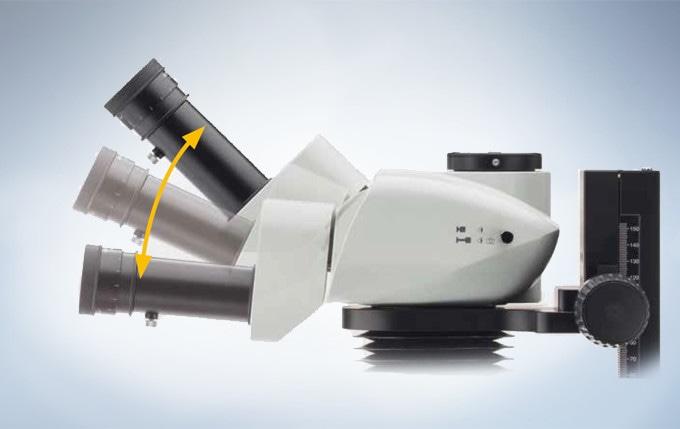 Ergonomic Observation Tube